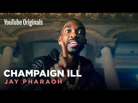 Did you know Jay Pharoah is a rap legend?   Champaign ILL