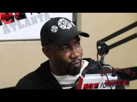 Michael Jai White Interview w: Reec On Hot 107.9