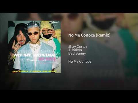 Download No Me Conoce (Remix)