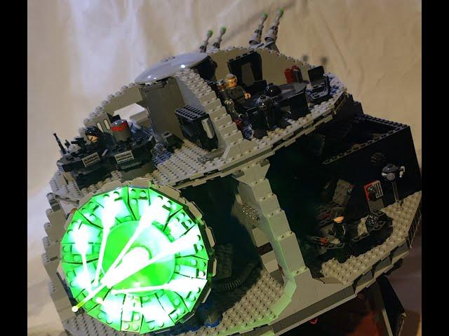 Todesstern Laser im LEGO® Set 10143
