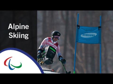 Alpine Skiing | Downhill | PyeongChang2018 Paralympic Winter Games
