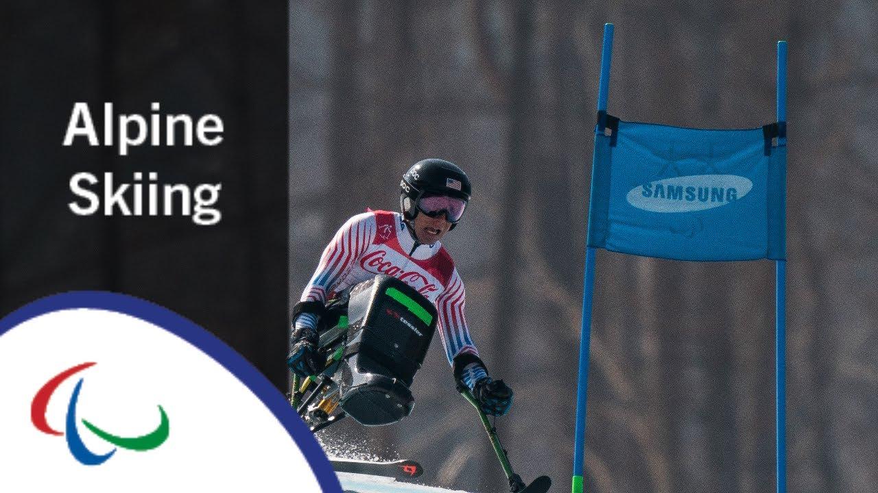 Alpine Skiing | Downhill  | PyeongChang 2018 Paralympic Winter Games