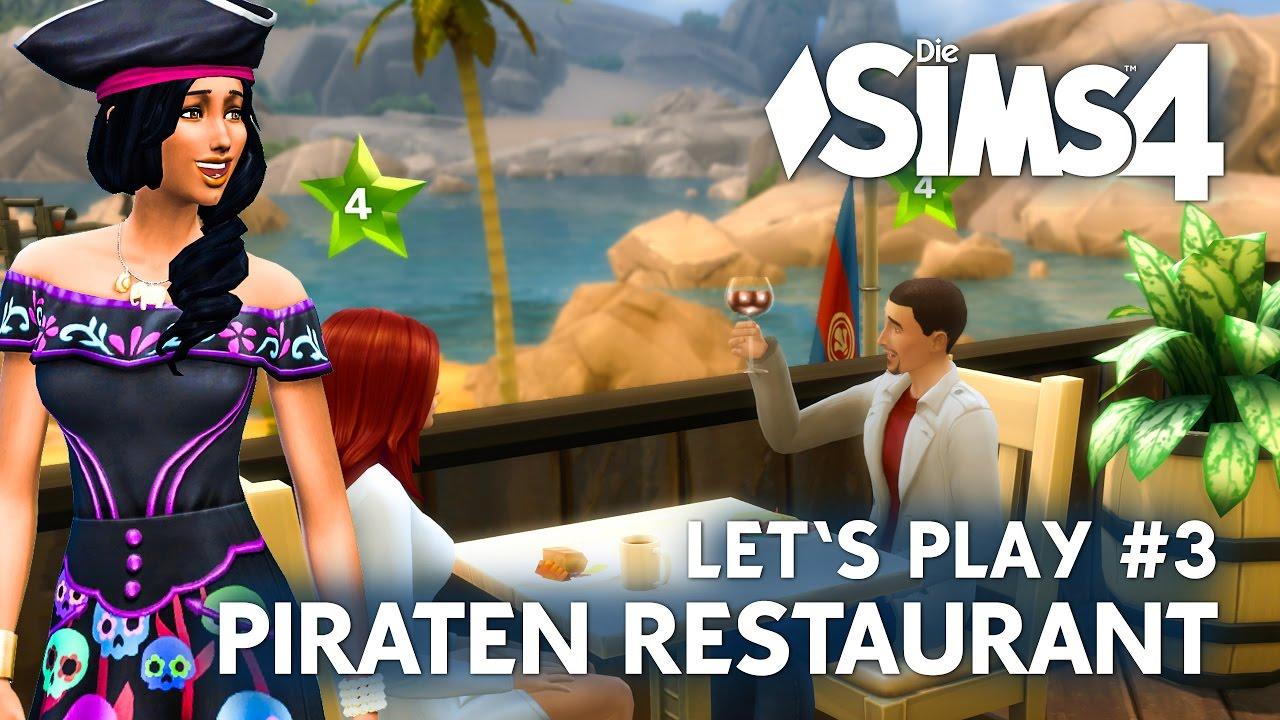 Die sims 4 gaumenfreuden release showcase restaurant gameplay pack - Amilias Freund Die Sims 4 Piraten Restaurant 3 Let S Play Gaumenfreuden Gameplay Pack Deutsch