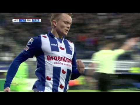 Samenvatting sc Heerenveen - Willem II (2016/2017)