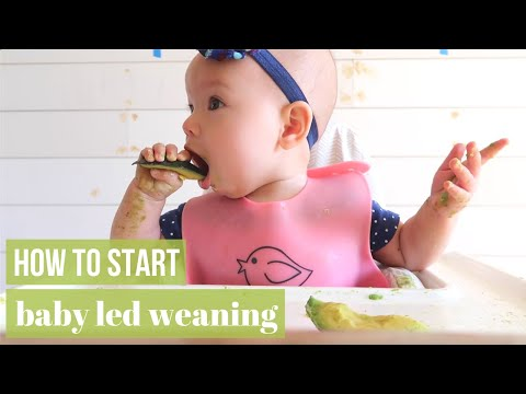 BABY LED WEANING: HOW TO START (& DO IT RIGHT!)