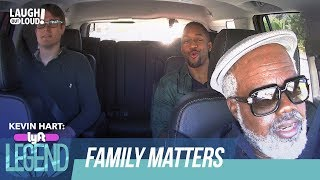 D-Mac & Steve Urkel Hit the Road | Kevin Hart: Lyft Legend | Laugh Out Loud Network