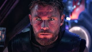 Новый глаз Тора / Мстители: Война бесконечности (2018)