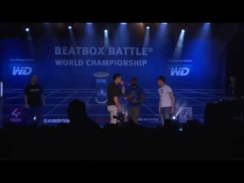Gene vs Alem - 1/4 Final - 4th Beatbox Battle World Championship