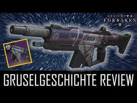 """Destiny 2 """"GRUSELGESCHICHTE REVIEW!"""" - Wer hat Angst vorm schwarzen Ritter? (German/Deutsch) thumbnail"""