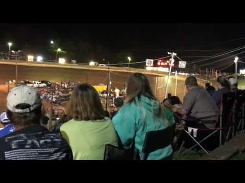 Tazewell Speedway August 5, 2017 Superstock - Cobb