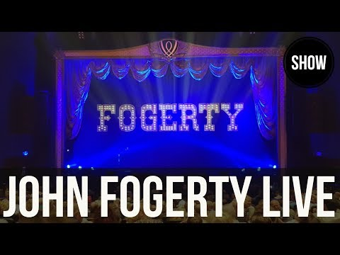 John Fogerty in concert at the Wynn Las Vegas