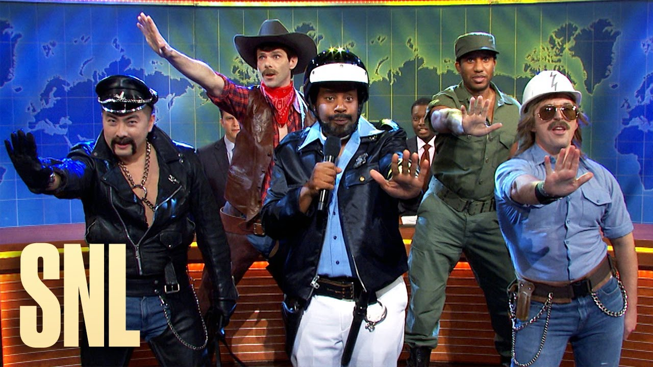 Weekend Update: The Village People on Donald Trump Using Their Music - SNL