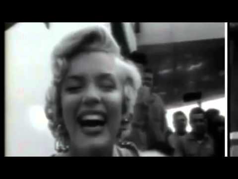 Marilyn Monroe 'Kiss Them For Me'