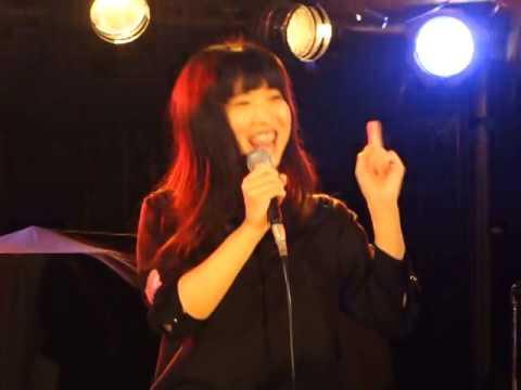Tomoko「Northern Lights」(林原めぐみ)、西九条BRAND NEW、14.11.29