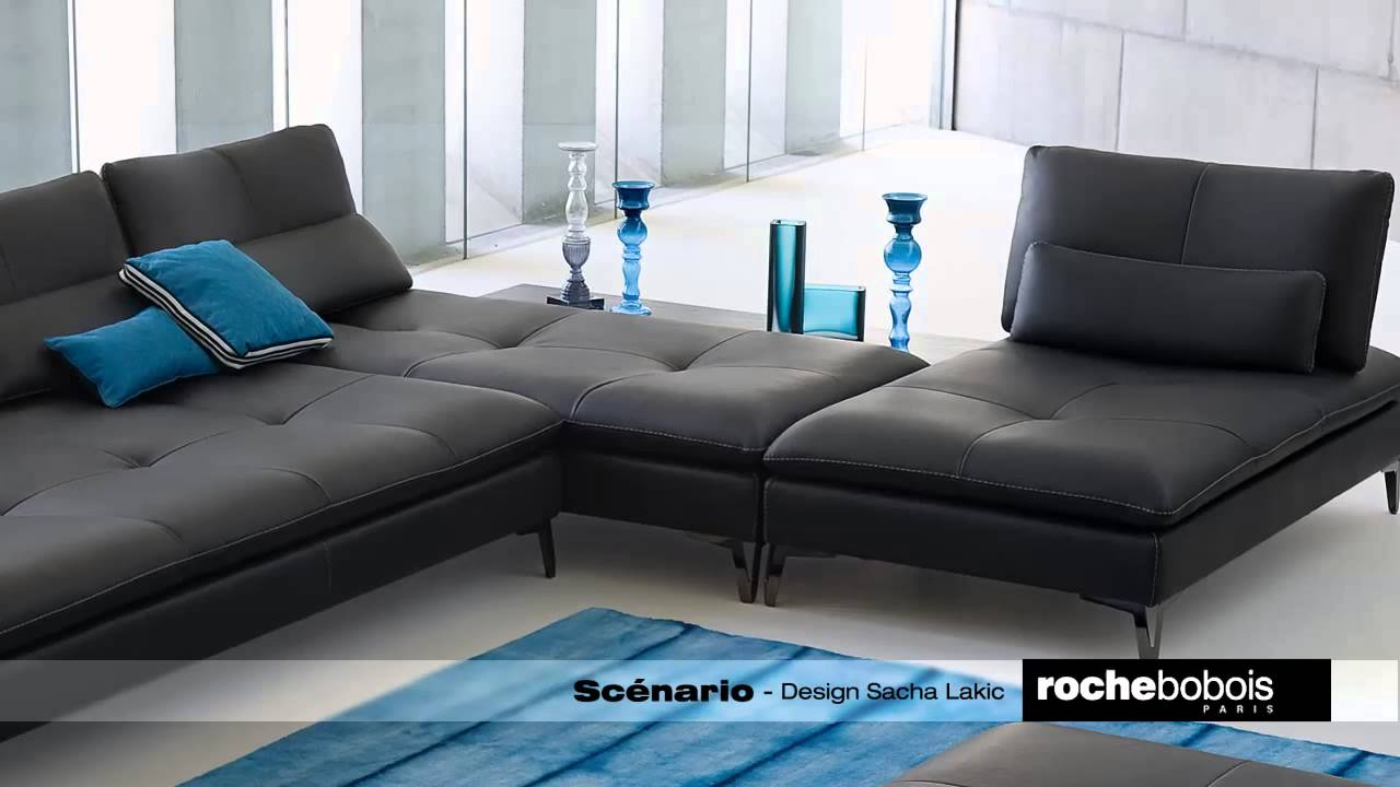 nouvelle collection printemps et 2013 roche bobois youtube. Black Bedroom Furniture Sets. Home Design Ideas