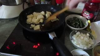 Индийская кухня: Сабджи (Овощное рагу)