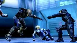Repeat youtube video Red vs. Blue Montage - Falling Towards the Sky