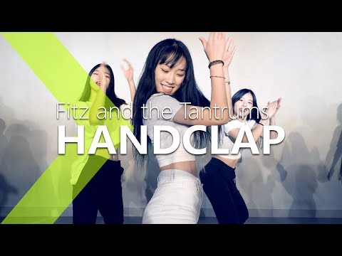 Fitz and the Tantrums - HandClap / JaneKim Choreography .