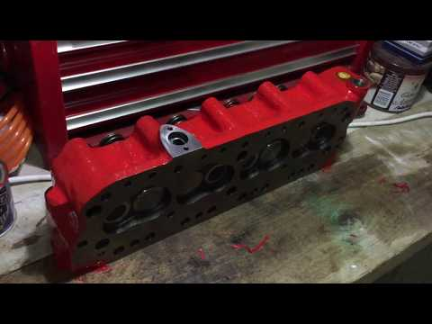 Brand New Ivor Searle Cylinder Head for the MGB GT