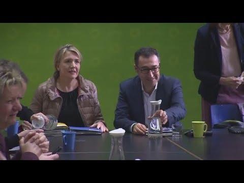 Schock für FDP und Union: Grüne finden überraschend viele Verbündete in der Wirtschaft