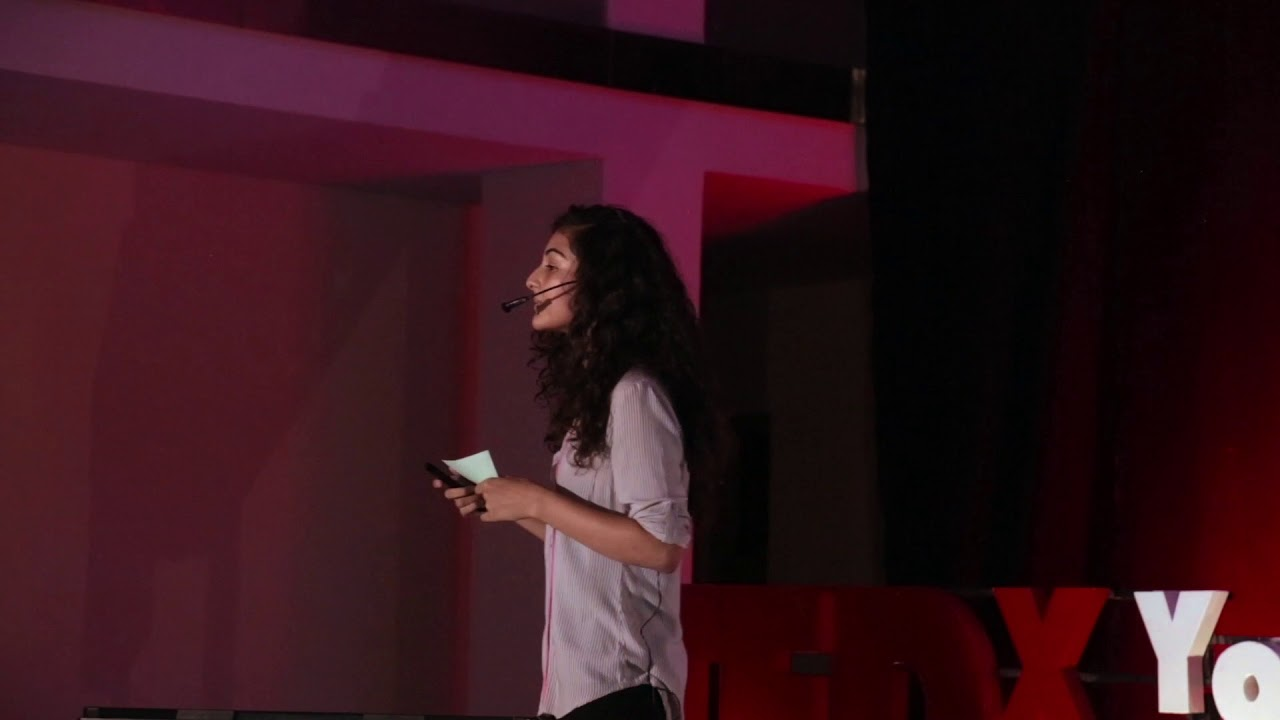 The key to my ignition: a world without hunger | Muskaan Bhaidani | TEDxYouth@AKAMombasa