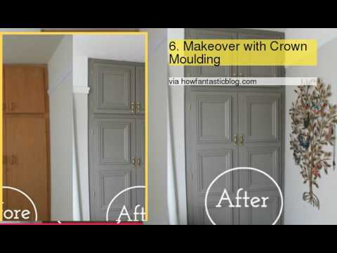 Top 10 Awesome Closet Door Makeover Projects Youtube