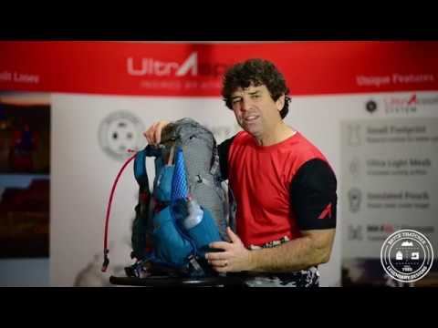 7bcc250b8742 A Look at the UltrAspire Epic XT Hydration Pack - YouTube