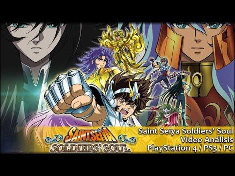 Saint Seiya Soldiers´ Soul   Análisis español GameProTV
