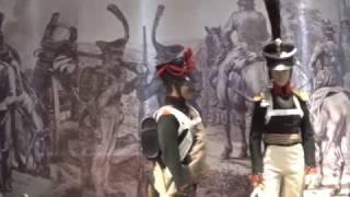 видео Малоярославецкий военно-исторический музей 1812 года