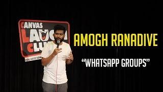 amogh ranadive on whatsapp groups