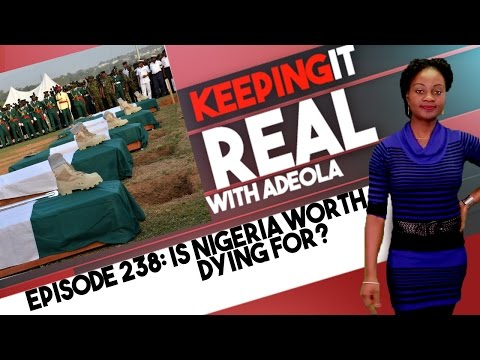 Keeping It Real With Adeola -  Eps 238 (Is Nigeria Worth Dying For? Ghana's Election; Trump Wins!)