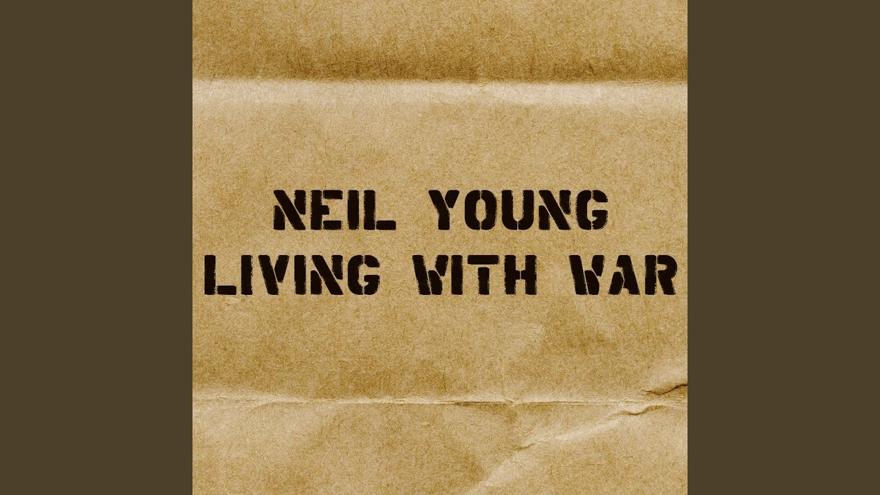 The Restless Consumer - Neil Young