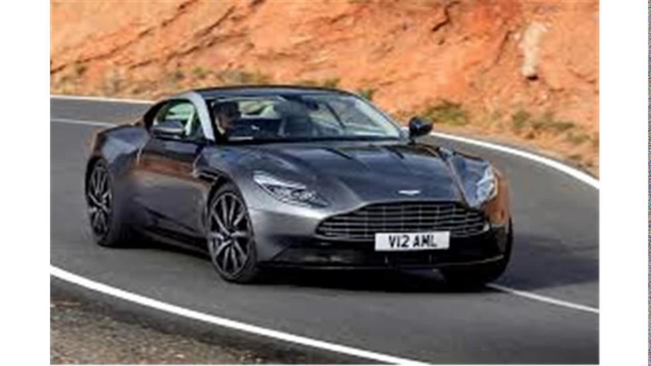 Aston Martin YouTube - Aston martin 117