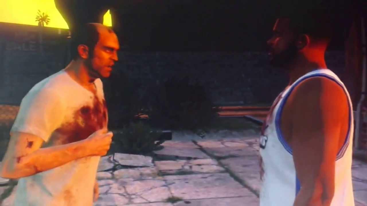 Virtual rape in Grand Theft Auto 5: Mod madness?   Chronicle