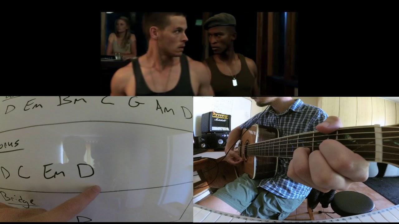 Download Hoor Hoe Raas Die Stilte As Jy Sing - Play Along With Chords