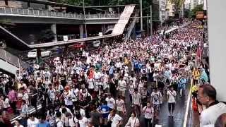 #HongKong #July1st #Protest for #HumanRights