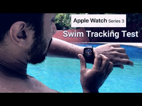 can i swim with my apple watch series 3