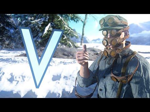 Battlefield 5: Random & Funny Moments #14