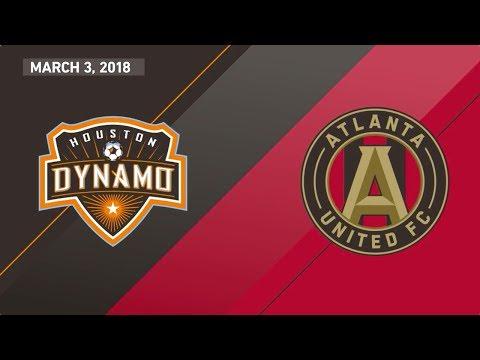 Highlights: Houston Dynamo 4-0 Atlanta United