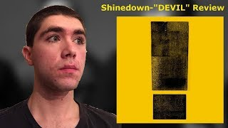 "Shinedown-""DEVIL"" Reaction/Review"