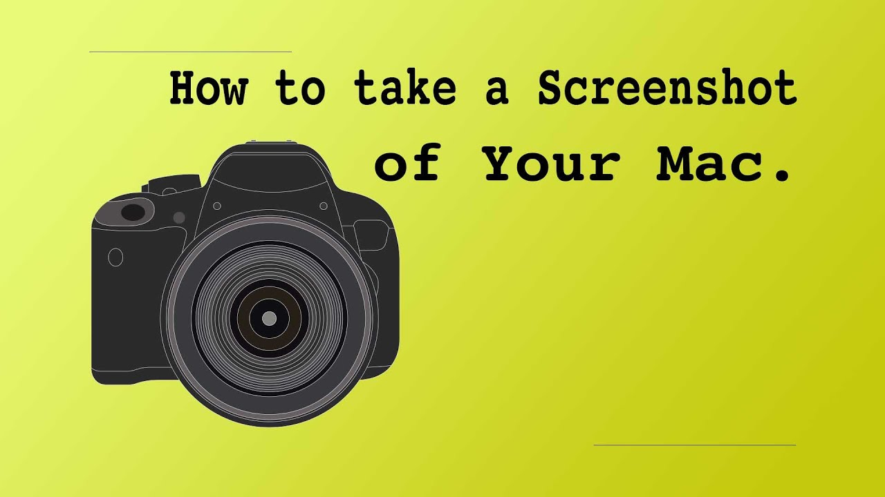 How to take a screen shot of your mac easy screen capture youtube how to take a screen shot of your mac easy screen capture ccuart Gallery