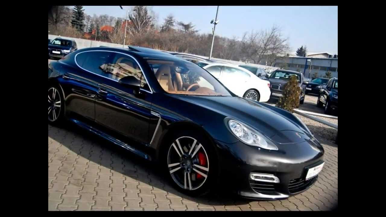 PORSCHE PANAMERA TURBO 500KM AutoMika PremiumCarwmv  YouTube