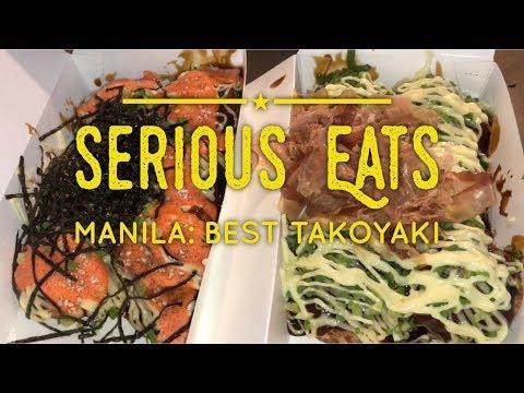 Serious Eats Manila: Kyotako Best Takokoyaki in the Philippines SM Mall of Asia