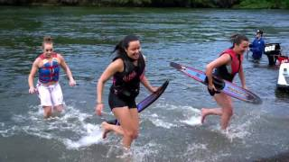 2016 Yamaha Rollo's Bridge to Bride Water Ski Classic - Hamilton, New Zealand
