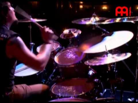 MEINL Drum Festival 2011 - Carlos Sanchez - Part II