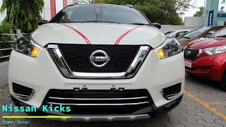 Nissan KICKS SUV Real Life Detailed WALKAROUND Review - Nissan Kicks Review | INTERIORS, FEATURES
