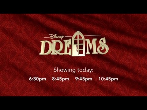 Disney Cruise - Disney Dreams Musical (2017)