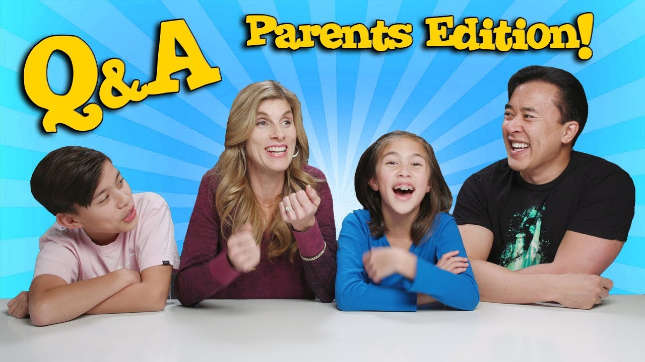 Q&a Parents Edition!!! Our New Year's Resolutions!  Youtube