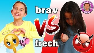 FRECHES VS. BRAVES Kind - 7 Arten von Kindern - Mileys Welt thumbnail