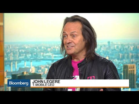 T-Mobile CEO Sees Three Reasons Sprint Deal Gets Regulatory Approval